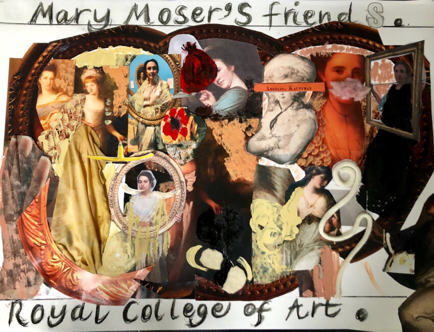 Mary Moser Collage