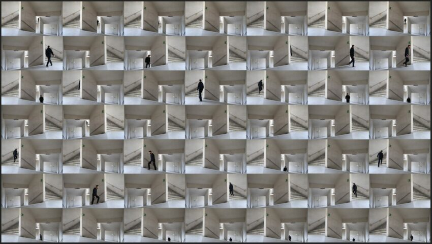 Judith Stenneken's 'Staircase' – a study of displacement and adaptability