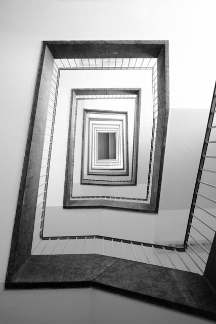 Untitled #36 (Staircase), 2016