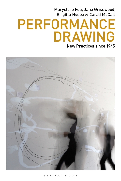 Jaanika Peerna included in new publication: 'Performance Drawing: New Practices since 1945'