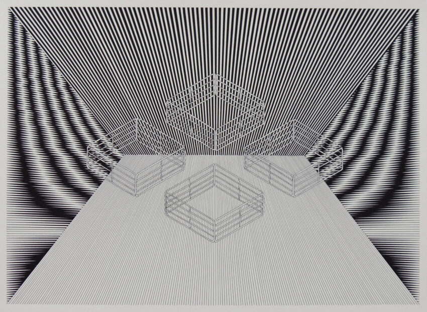 In Focus – Rachel Duckhouse's new drawing series, 'A Gathering'