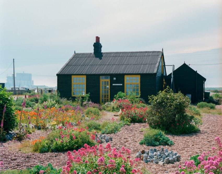 Derek Jarman UK Sculpture Parks