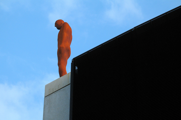 Antony Gormley Sculptures To See