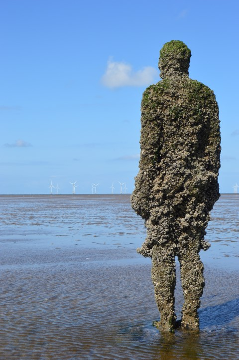 Antony Gormley Another Place